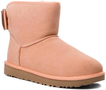 UGG Satin Bow Classic Boot suntan