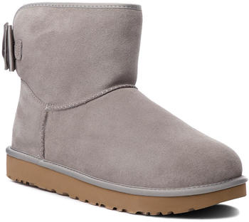 UGG Satin Bow Classic Boot
