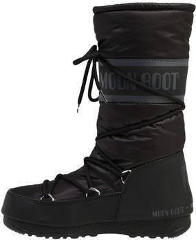 Moon Boot High Nylon black