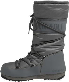 Moon Boot High Nylon grey