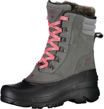 CMP Campagnolo Kinos Wmn Snow Boots WP grey/pink