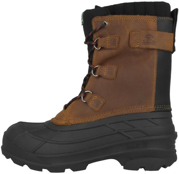 Kamik Alborg Plus Canadian Boot braun (WK0078-BRN)
