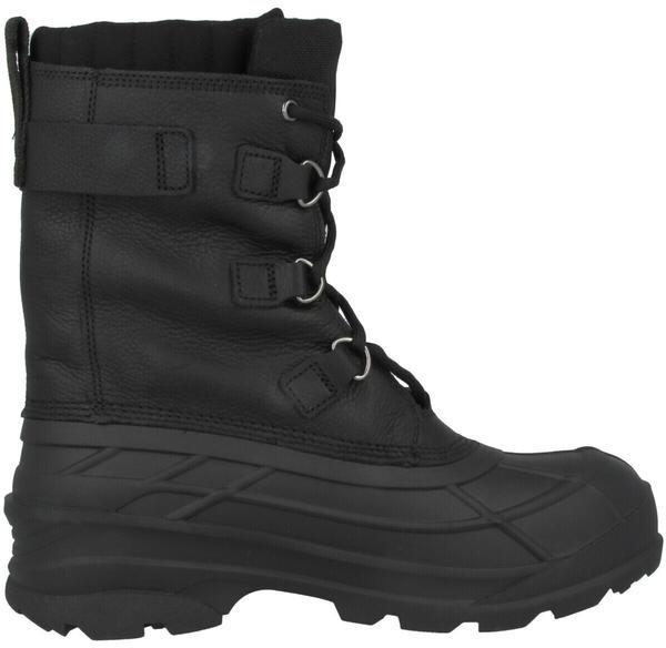Kamik Alborg Plus Canadian Boot black (WK0078-BLK)