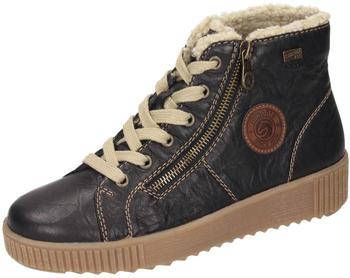 Remonte Dorndorf Lady Snow Boots (R7980) black mix