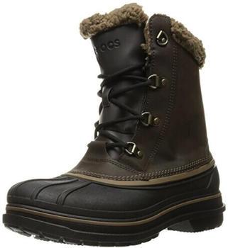 crocs-mens-allcast-ii-boot-espresso-black
