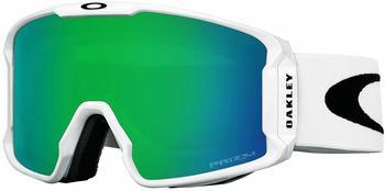 Oakley Line Miner OO7070-14 (matte white/prizm snow jade iridium)