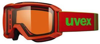 Uvex Flizz LG orange