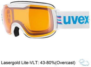 Uvex Downhill 2000 Small Race white-black