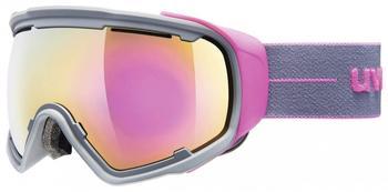 Uvex Jakk Sphere grey-pink mat