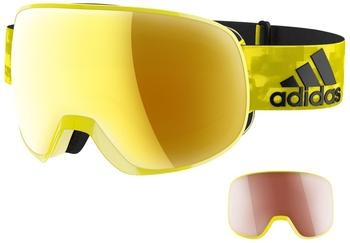 Adidas Progressor Pro Pack AD83 6050 (bright yellow shiny/gold mirror + LST active silver)