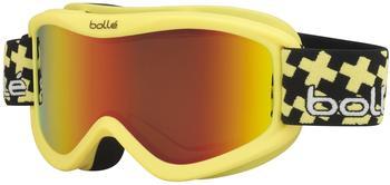 Bollé Volt Plus matte yellow cross/sunrise (21359)