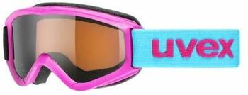 Uvex Speedy Pro pink/lasergold