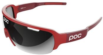 POC DO Half Blade (bohrium red/violet-silver mirror)