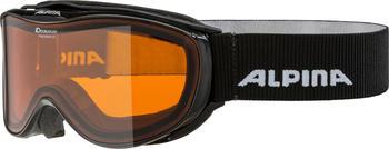Alpina Challenge 2.0 DH A7094.1.35 black transparent