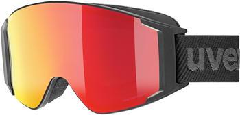 Uvex G.GL 3000 TOP black mat/red