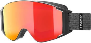 Uvex G.GL 3000 TO black mat/red