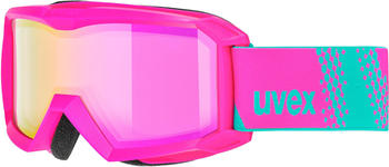 Uvex Flizz FM pink