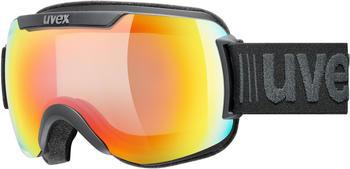 Uvex Downhill 2000 V black mat/rainbow