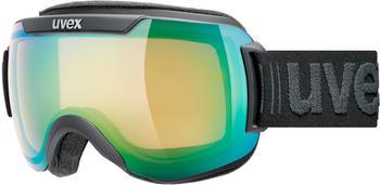 Uvex Downhill 2000 V black mat/green