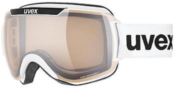Uvex Downhill 2000 V white-black/silver