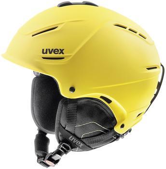 uvex-unisex-skihelm-p1us-gelbmatt