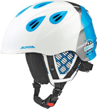 alpina-grap-20-junior-white-silver-blue