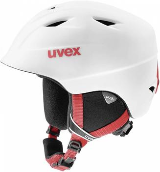 Uvex Airwing 2 Pro white/red mat