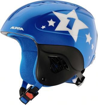 Alpina Carat blue star