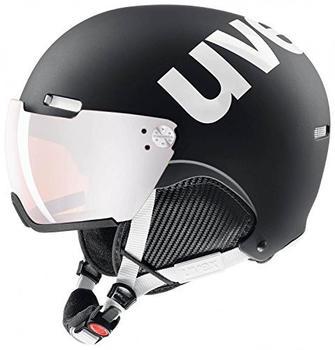 Uvex HLMT 500 Visor black/white mat