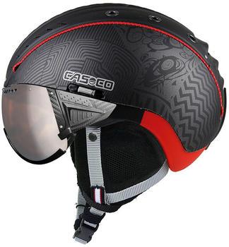 casco-sp-2-snowball-visier-black-red