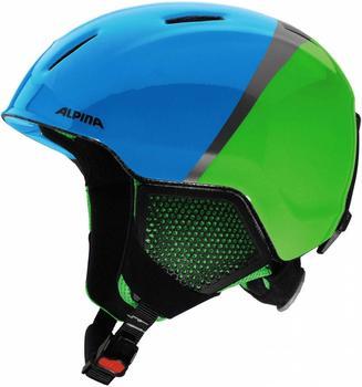 Alpina Carat LX green/blue/grey
