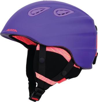 Alpina Grap 2.0 LE royal/purple matt