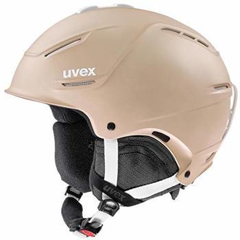Uvex P1us 2.0 prosecco metallic matt