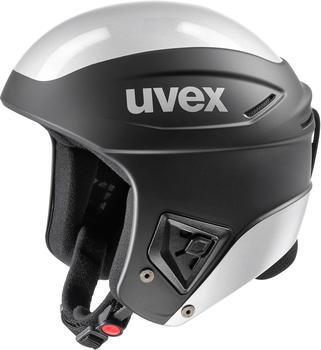 Uvex Race + black/silver