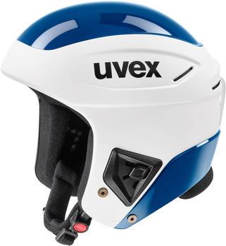 Uvex Race + white/blue