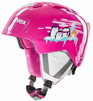 Uvex Manic pink pinguin