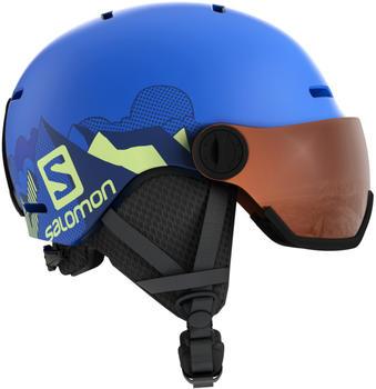 salomon-grom-visor-pop-blue-mat