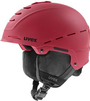 Uvex Legend Pro oxy red mat