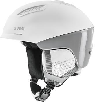 Uvex Ultra Pro white-grey