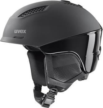 Uvex Ultra Pro black mat