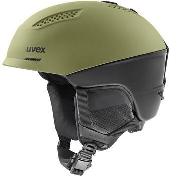 Uvex Ultra Pro leaf/black mat