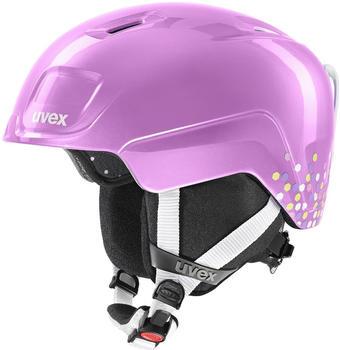 Uvex Heyya pink confetti