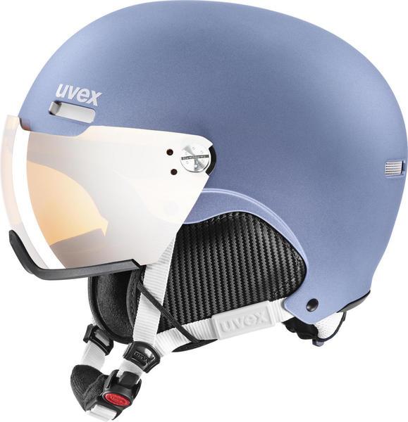 Uvex HLMT 500 Visor dust blue mat