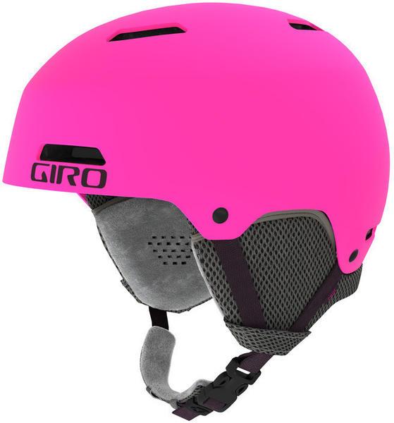 Giro Crüe (2021) matte bright pink
