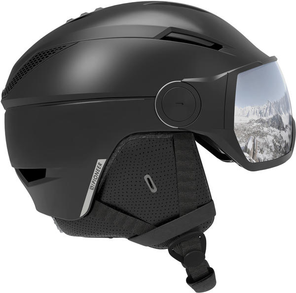 Salomon Pioneer Visor (2021) black