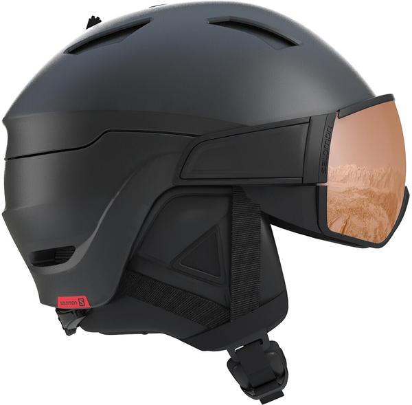 Salomon Driver S (2021) black/red accent