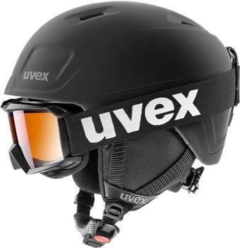 Uvex Heyya Pro Set black mat