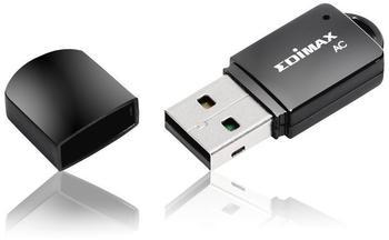 Edimax AC600 Dual-Band WLAN Mini-USB-Adapter (EW-7811UTC)