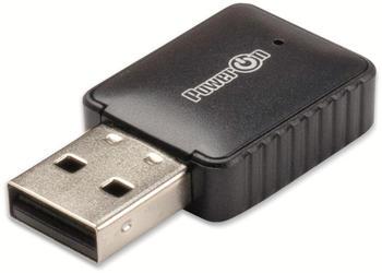 Inter-Tech WiFi+BTS 4.2 USB Adapter DMG-07
