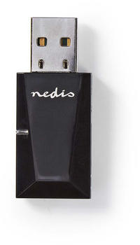Nedis Wireless Network Dongle N300 (WSNWM300BK)